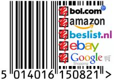 EAN afbeelding met logo's